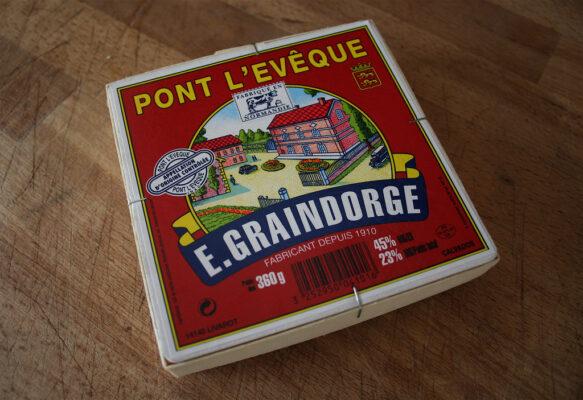 Fromage de Normandie: Pont l'Evêque