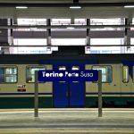 Gare Porta Susa de Turin