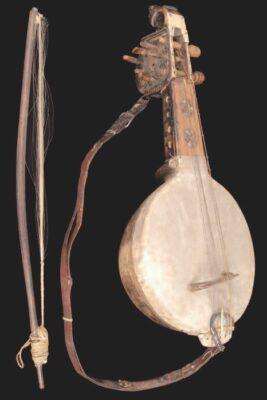 Kamaicha, instrument de la musique du Rajasthan
