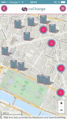 Localisez les bureaux de change à Paris