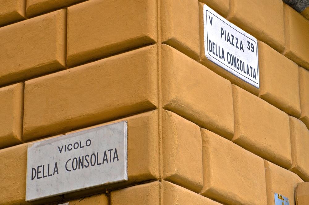 Piazza della Consolata