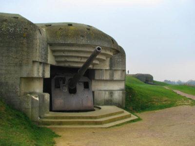 Plage du débarquement de Normandie
