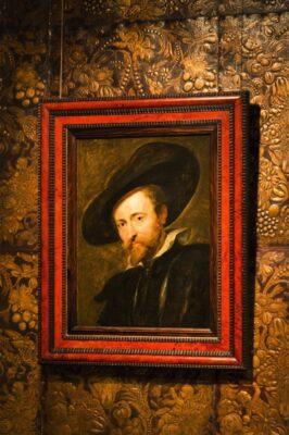 Autoportrait de Rubens