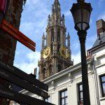 Clocher de la cathédrale d'Anvers
