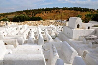 Cimetière juif de Fès