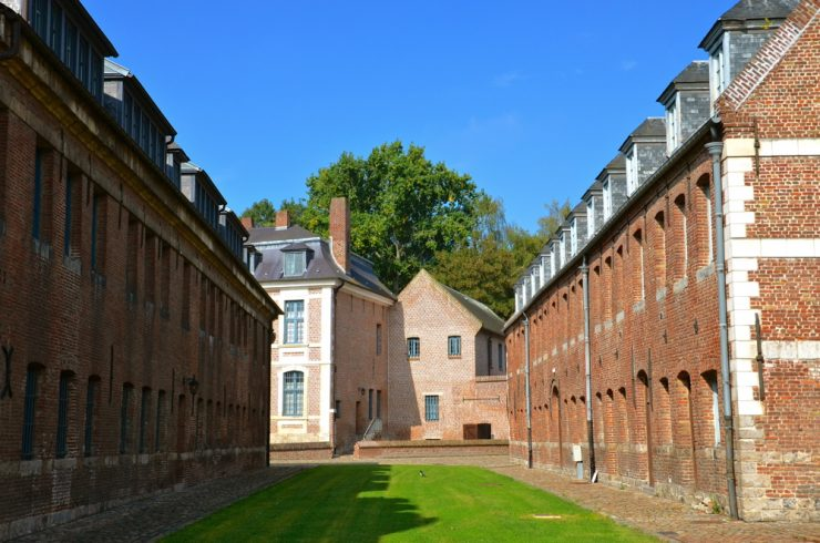 Dans la citadelle de Lille