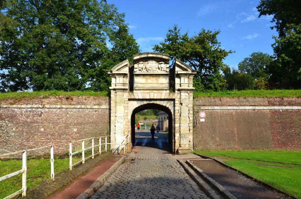 Citadelle De Lille La Reine Des Citadelles