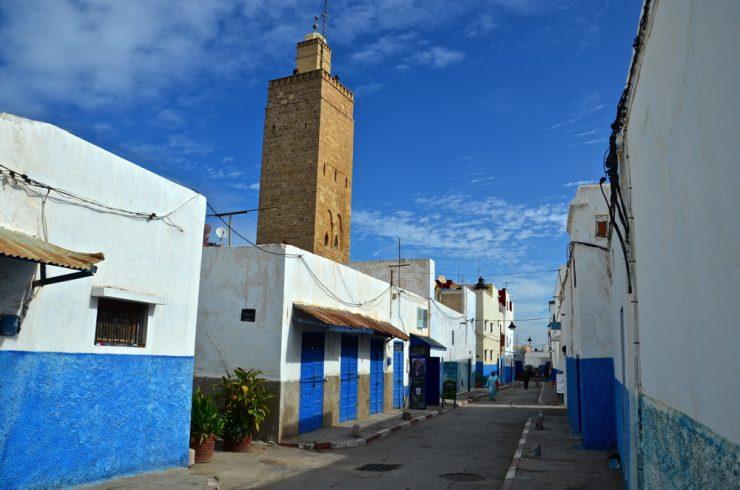 Kasbah des Oudayas à Rabat