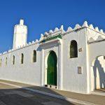 Mosquée de la médina d'Asilah