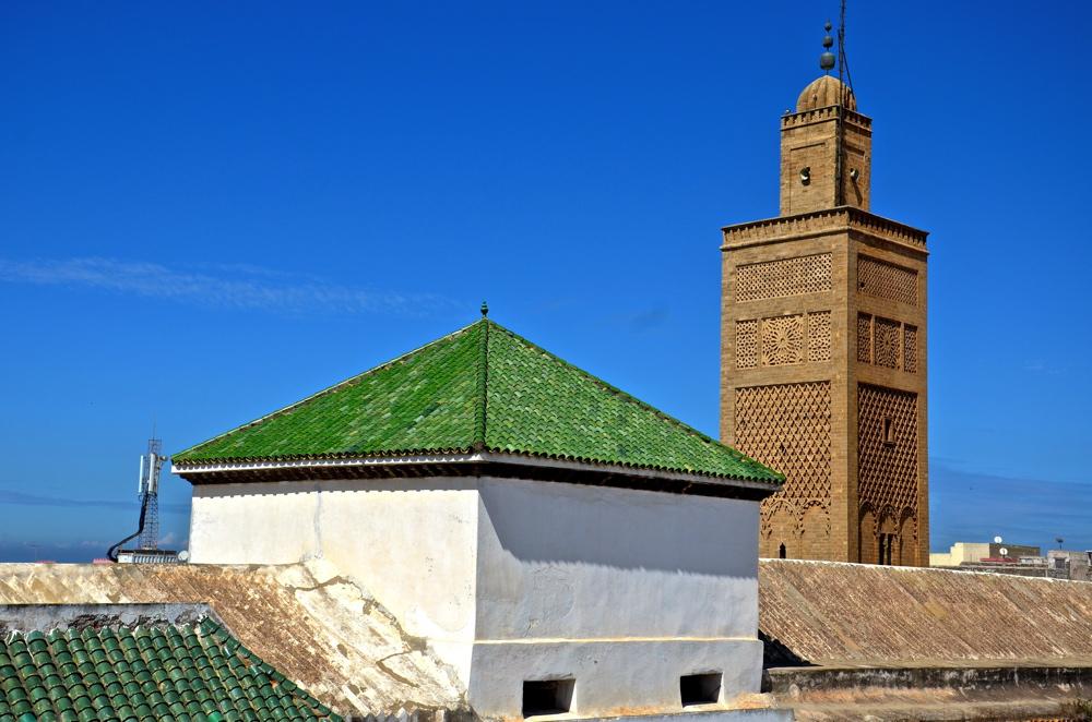 Mosquée de la médina de Salé