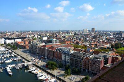 Panorama sur Anvers