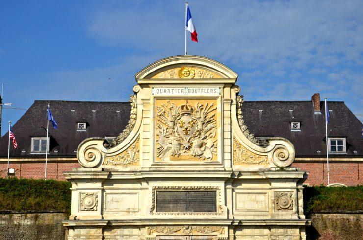 Porte royale de la citadelle de Lille