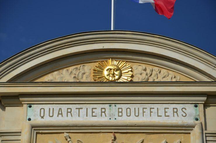 Quartier Boufflers, Citadelle de Lille