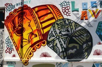 Street art à Anvers