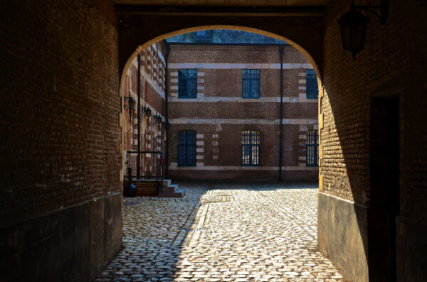 Visite de la citadelle de Lille