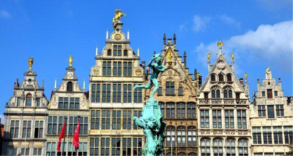 Visiter Anvers