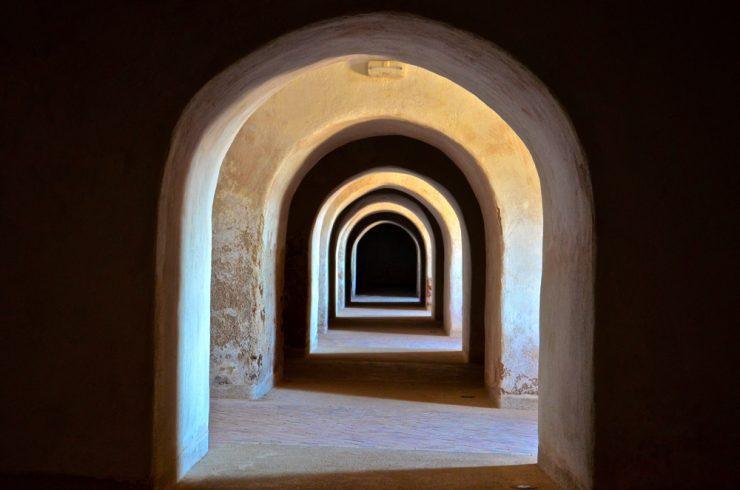 Borj Adoumoue à Salé au Maroc