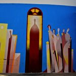 Graffiti à Asilah