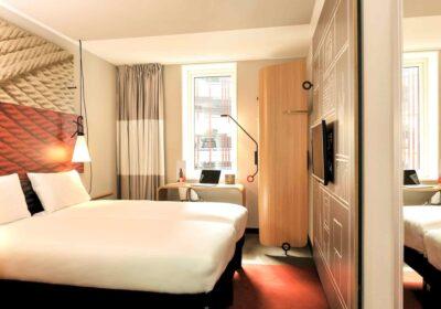 Hôtel pas cher à Rotterdam