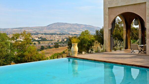 Hôtel Sahrai à Fès, le luxe à mi-chemin entre tradition et modernité