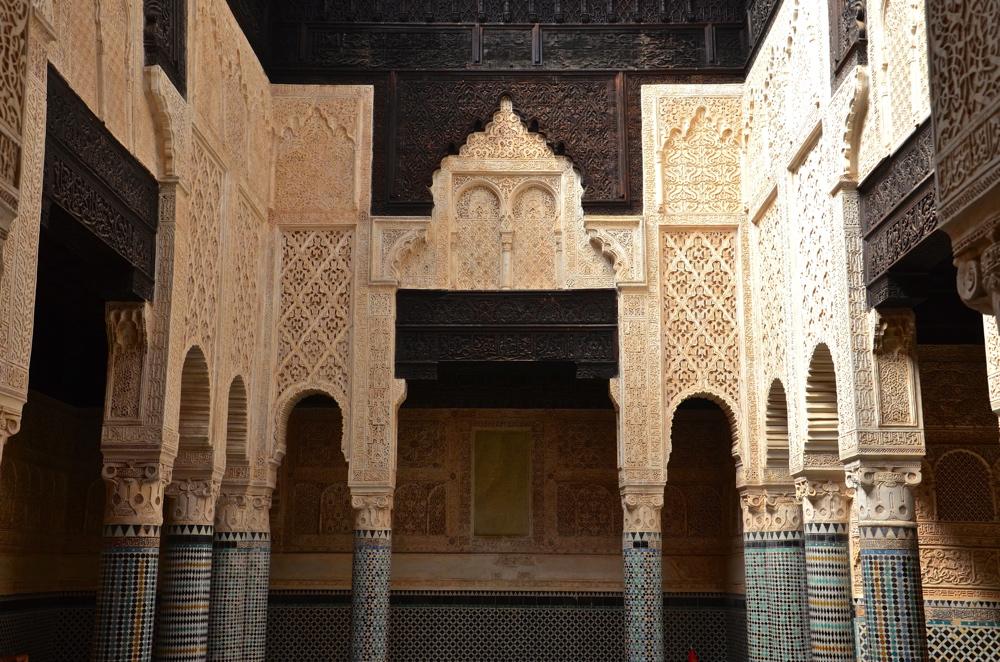 Imagen Madrasas Arquitectura Islámica Medersa Merinide Sale