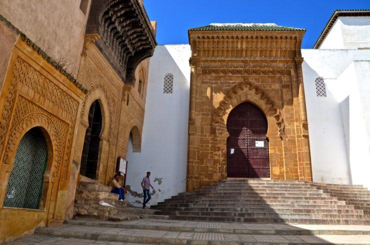 Mosquée à Salé