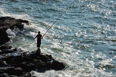Pêcheur à Asilah
