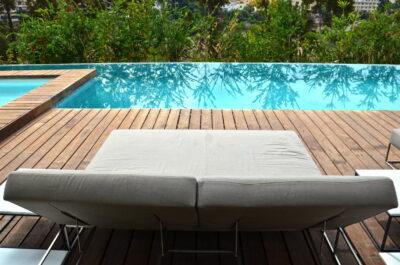 Pool - Sahrai hotel - Fez