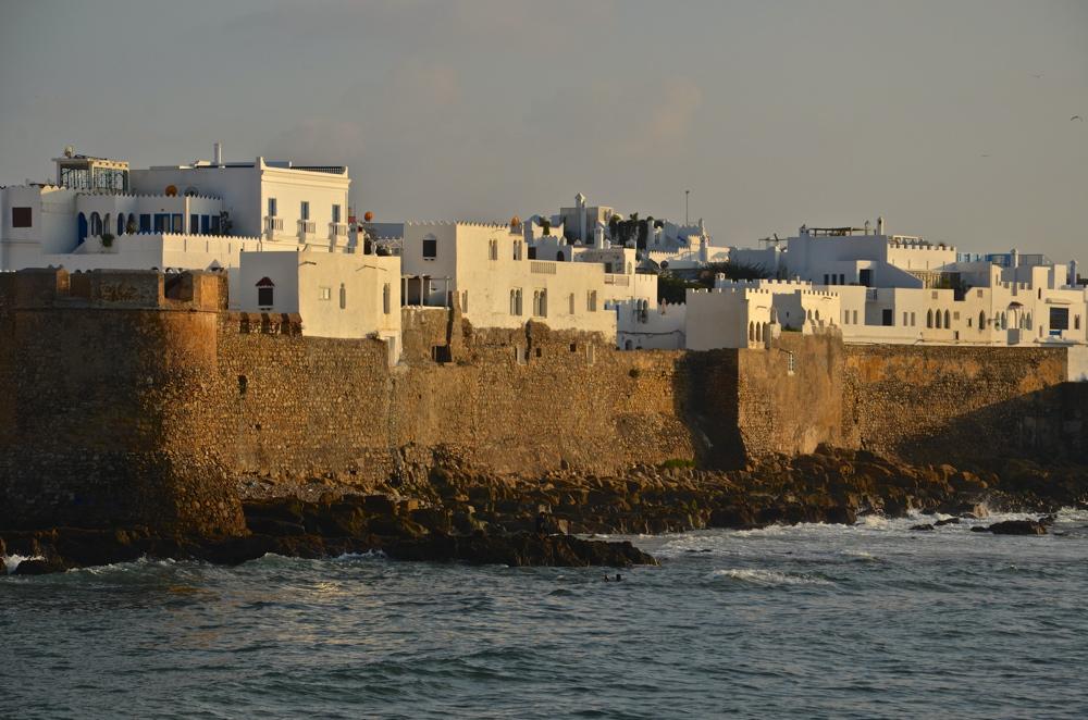 Asilah, ville fortifiée