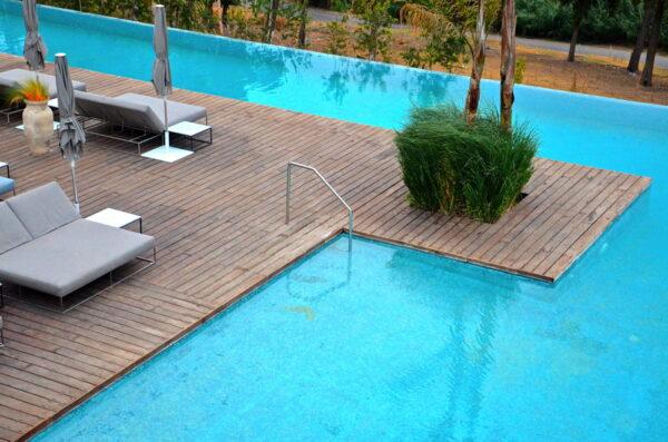 Swimming pool - Hôtel Sahrai Fès