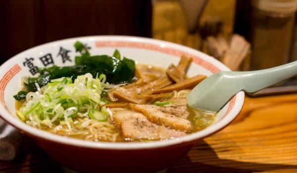 Les vertus de la cuisine japonaise