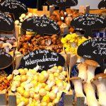 Champignons à Rotterdam
