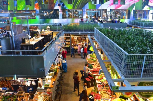 Markthal à Rotterdam