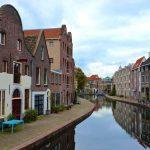 Canal à Schiedam