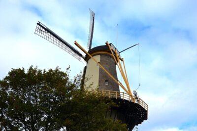 Moulin à Schiedam