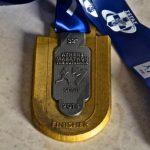 Médaille du marathon d'Athènes