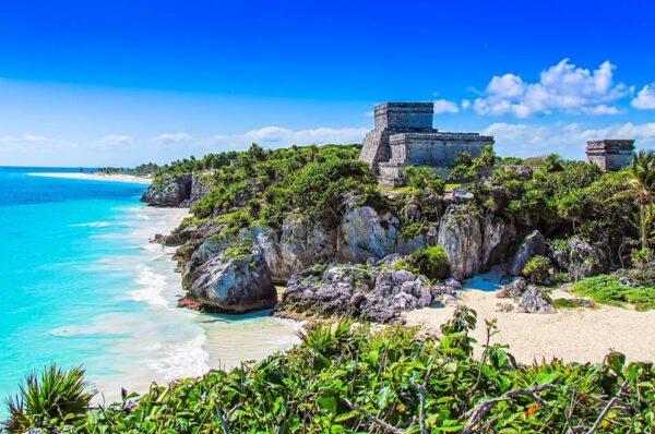 Départ pour 3 semaines au Mexique!