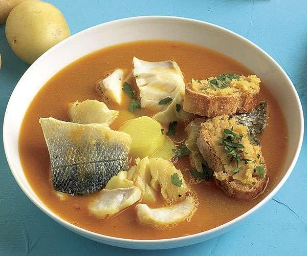 ... bouillabaisse recipe myrecipes com bouillabaisse bouillabaisse à