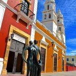 Campeche au Mexique