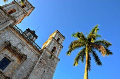 Eglise au Mexique