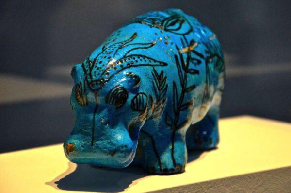 Hippopotame - Egypte ancienne