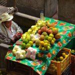 Marché au Mexique