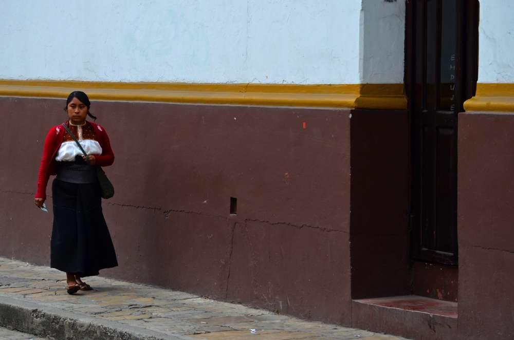 Dans les rues de San Cristobal