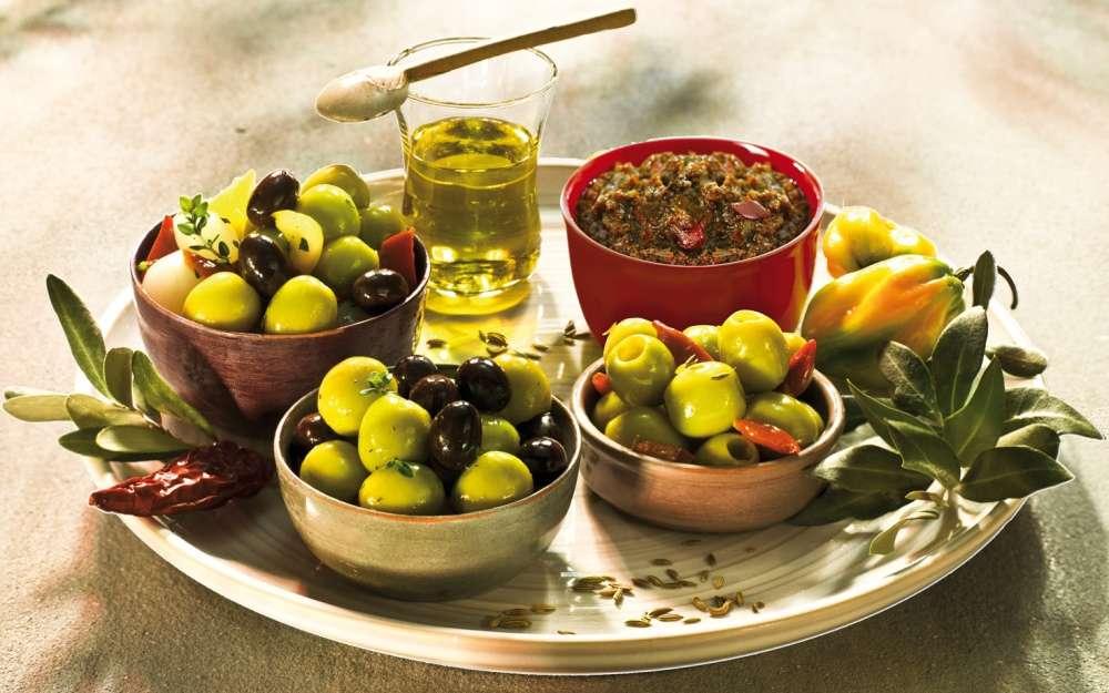 Spécialités culinaires du sud de la France