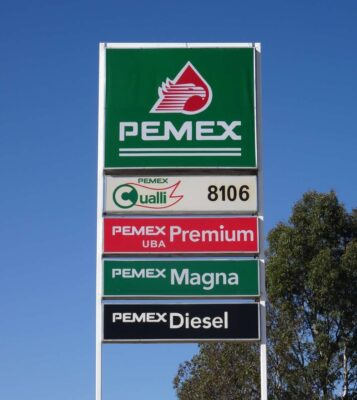 station-essence-pemex-mexique
