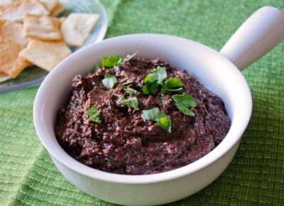 Tapenade aux olives