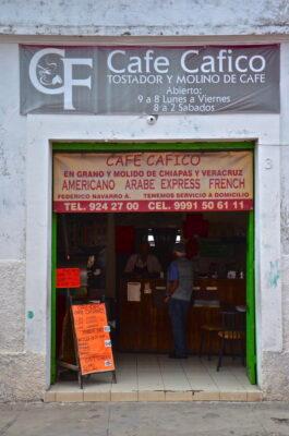Café Cafico à Mérida