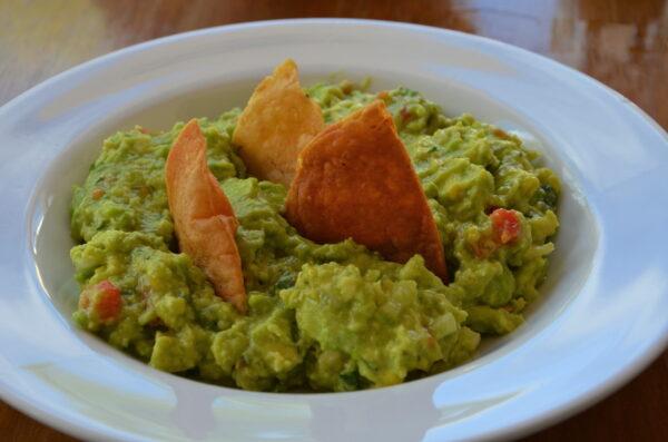 Meilleur guacamole du Mexique