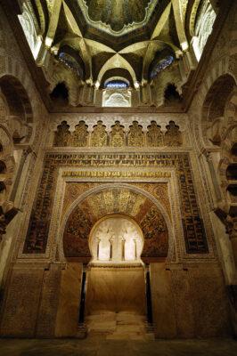 Mezquita de Cordoue