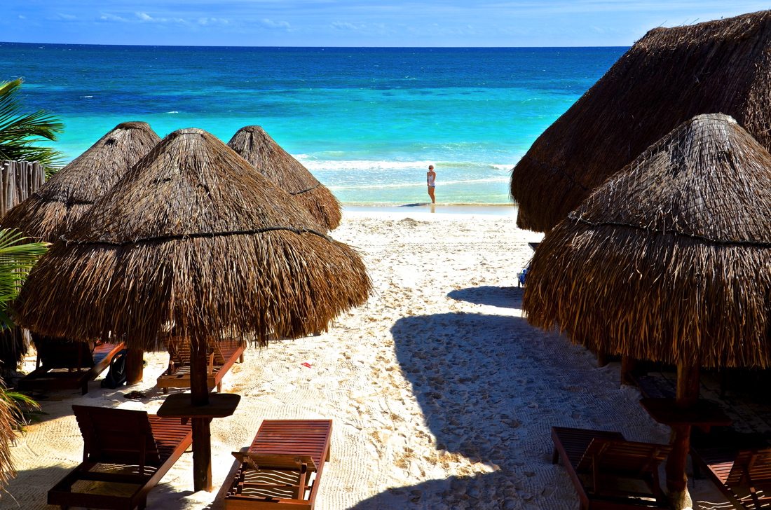 Playa Canek - Tulum